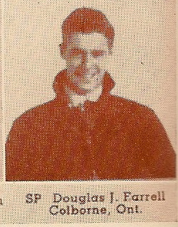 Photo of DOUGLAS JOSEPH FARRELL– Submitted for the project, Operation: Picture Me