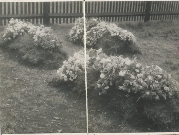 Cemetery– Funeral of David Charles McNab - 1942