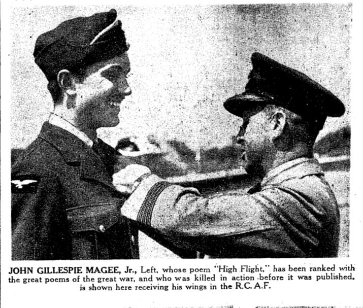 Newspaper clipping– From the Toronto Star February 1942. Submitted for the project Operation Picture Me