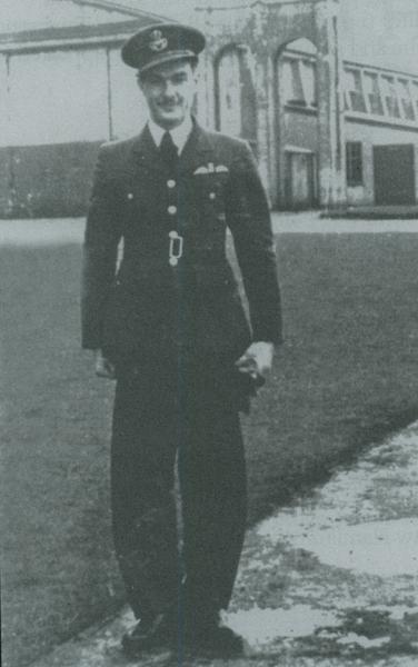 Photo of Harry Raymond Hamilton