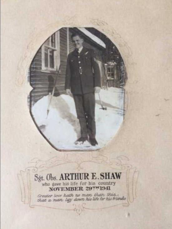 Photo of ARTHUR EDMUND SHAW