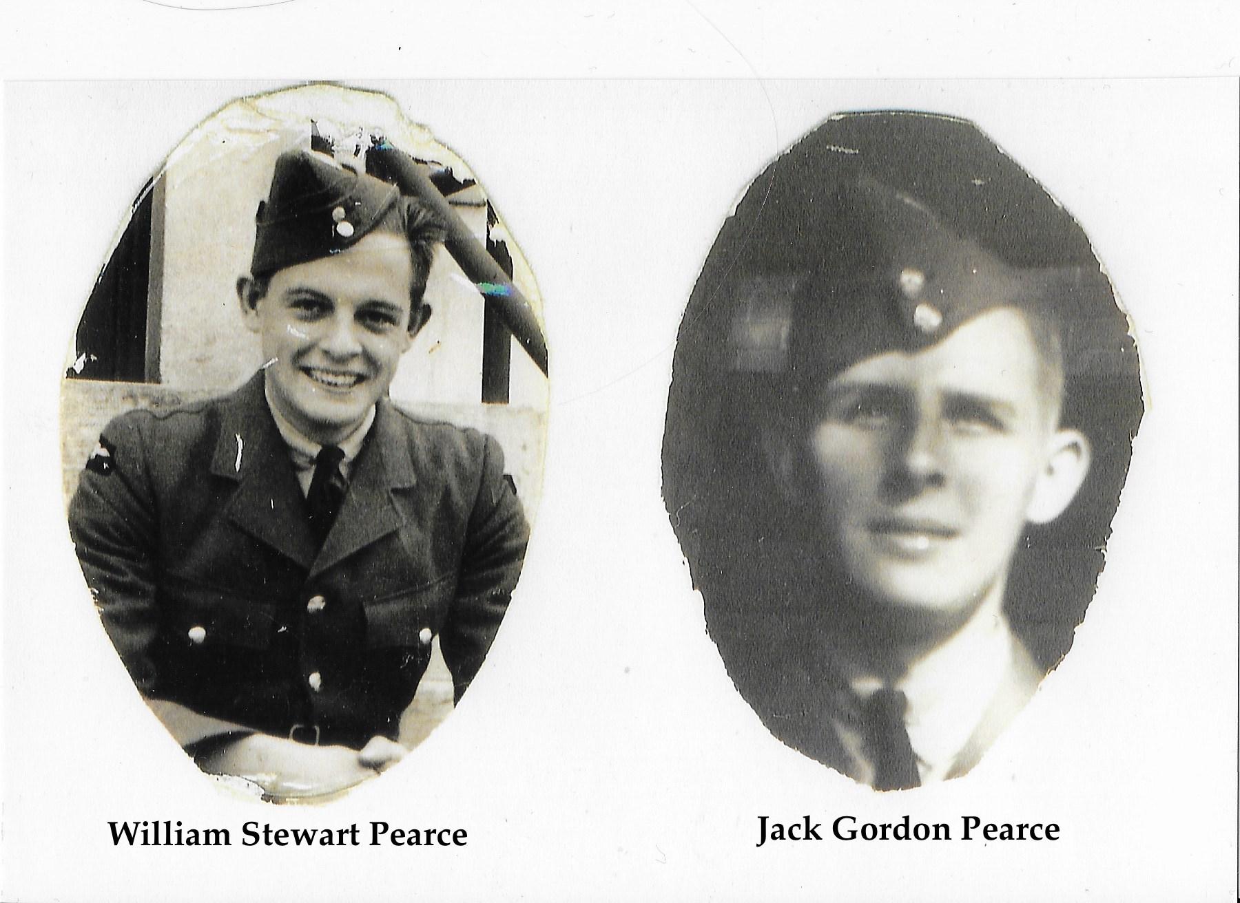 Photo of JACK GORDON PEARCE
