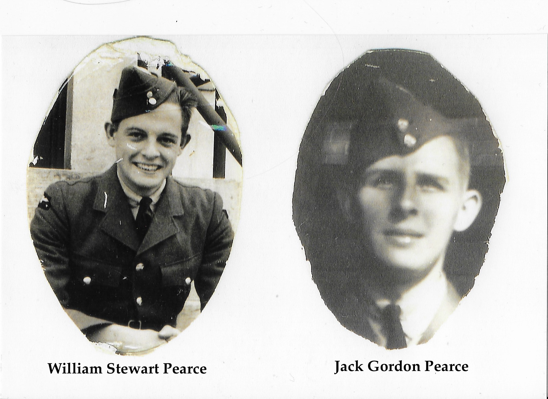 Photo of JACK GORDON PEARCE– Submitted for the project, Operation Picture Me