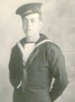 Photo of Weston Knee Canning– One of the seven men from Musgrave Harbour who gave their lives in the two world wars.