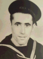 Photo of Clyde Carpenter– Clyde in his uniform.
