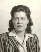 Photo of Maude Elizabeth Steane– Photo CFB Esquimalt Naval & Military Museum