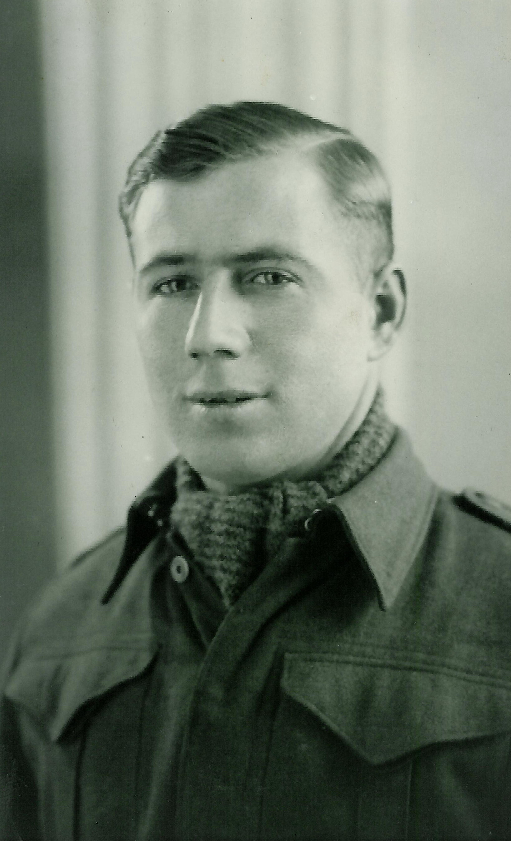 Photo of John (Jack) Edward Seiverwright