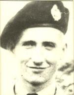 Photo of John McKerroll– Photo courtesy of Owen Sound Collegiate (OSCVI) Digital Soldier Library.