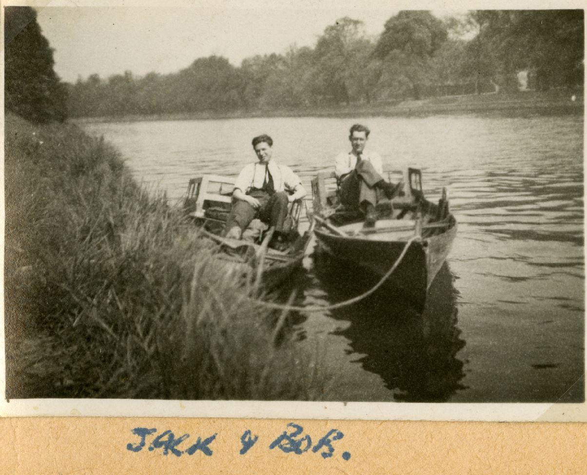 Jack Imrie et Bob Whitson