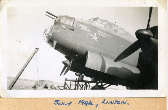 Lancaster LL867