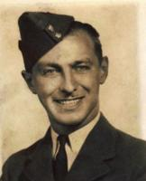 Photo of Jack Zavitz– This photo was taken when Jack was stationed at Jurby on the Isle of Man.