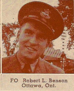 Photo of ROBERT LOWELL BENSON– Submitted for the project, Operation: Picture Me