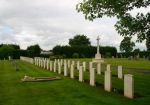 Cemetery– Photo courtesy David Rogers, Ripon, Yorkshire