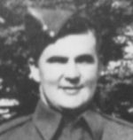 Photo de Ancel Cleland Hennigar – 1922-1944  Fils de Joel et Christina Hennigar Upper Kennetcook, Nouvelle Écosse
