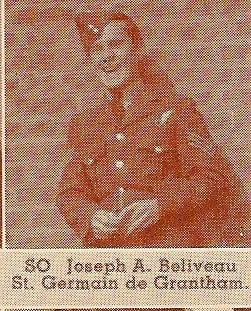 Photo of Joseph Beliveau
