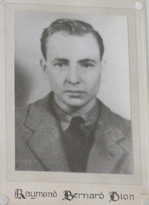 Photo of RAYMOND BERNARD DION