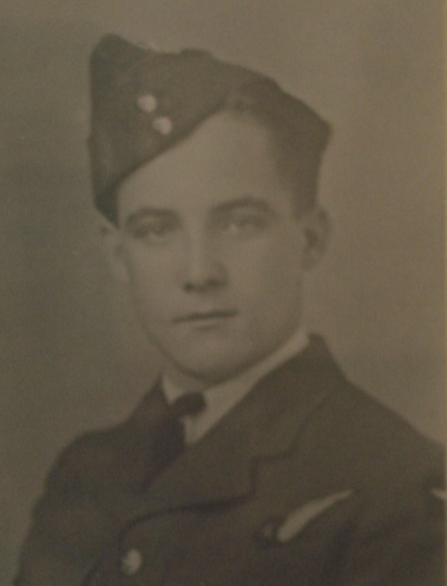 Photo of Roy Hisson– In memory of the students from Western Technical School, Toronto who served during World War II and did not return. Submitted for the project, Operation: Picture Me.