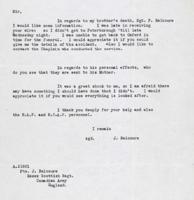 Correspondance – Soumis dans le cadre du projet : Operation Picture Me