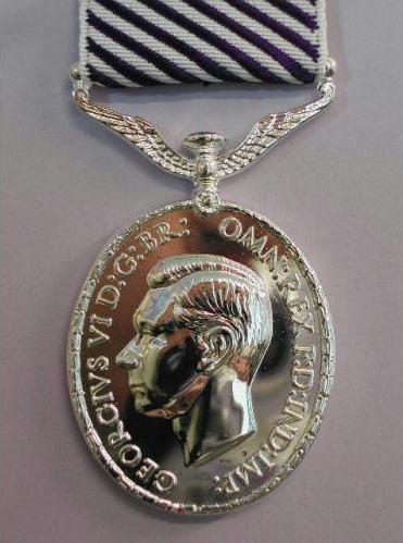 Distinguished Flying Medal (DFM)