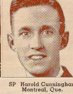 Photo of HAROLD THOMAS CUNNINGHAM