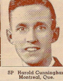 Photo of HAROLD THOMAS CUNNINGHAM– Submitted for the project, Operation: Picture Me