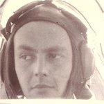 Photo 3 of John William Callinan– John Willian Callinan in a Harvard Trainer.