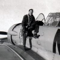 Photo of Nelson Gordon– Nelson & his Harvard