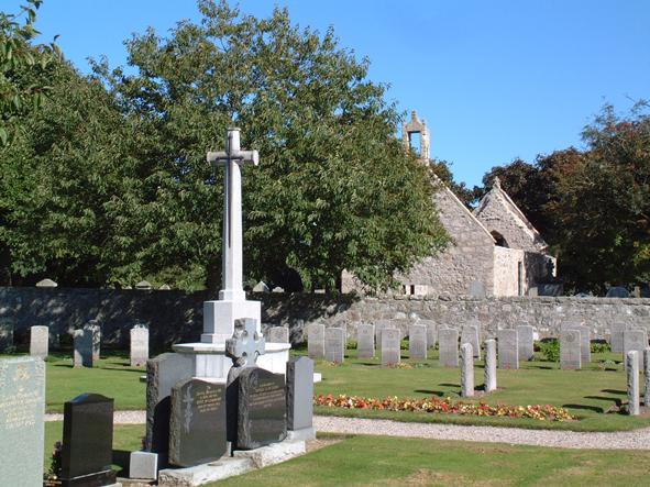 Dyce Old Churchyard