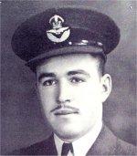 Photo of Donald Banbury Douglas– J14533 Flight Lieutenant Donald B. Douglas, born 10-10-21 Former student of Lawrence Park Collegiate Institute (Toronto)