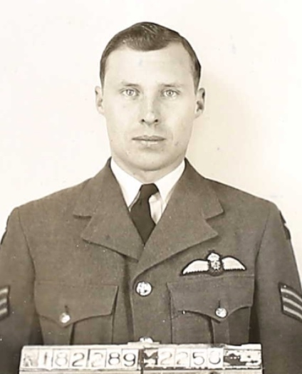 Photo of ROBERT WILLIAM GARTH HENRY– Submitted for the project, Operation Picture Me