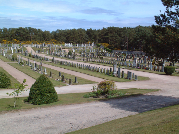 Lossiemouth Burial Ground