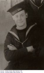 "Picture of Thomas Hobbs– ""Thomas in his uniform"""
