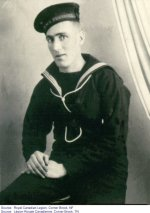 """Picture of Jabez William Traverse– """"Picture of Jabez in his uniform during the Second World War"""""""