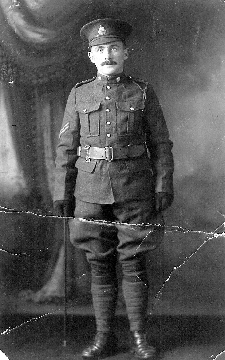 Photo of Cecil Charles Algar