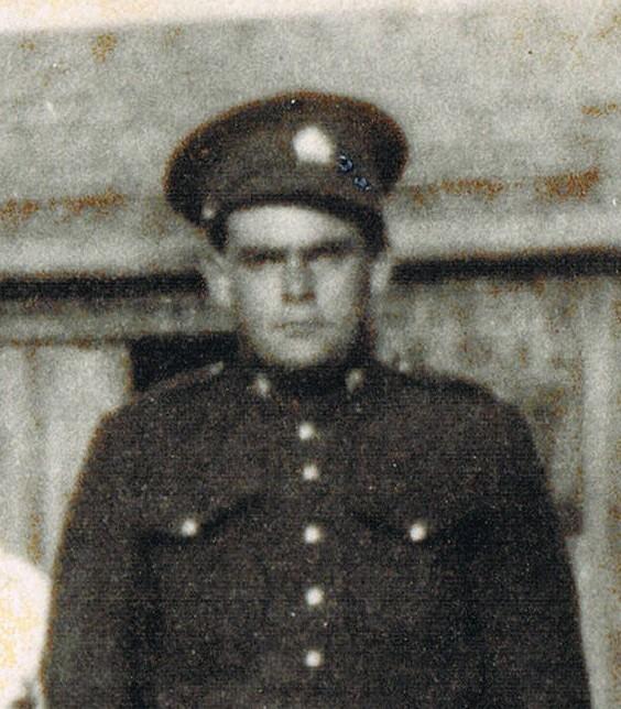 Photo of George Barber