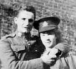 Group Photo– Francis A Bentley and Aunt Leila Bentley.  Submitted for the project, Operation: Picture Me.