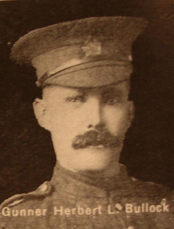 Photo of Herbert Bullock
