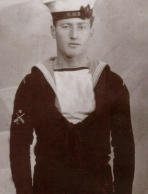 Photo of Harold Packwood– Harold Packwood in his uniform.