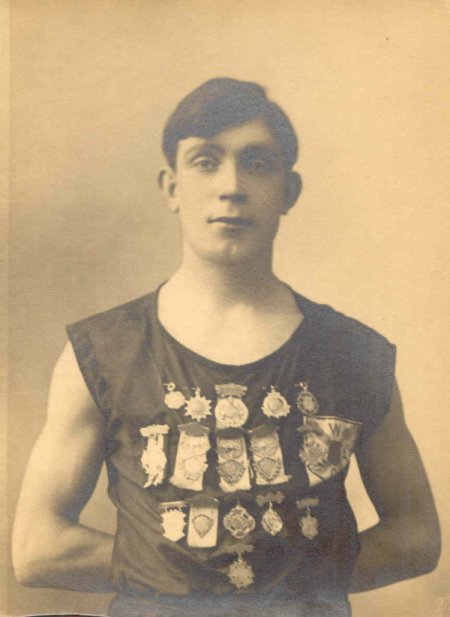 Photo of Albert John Downey