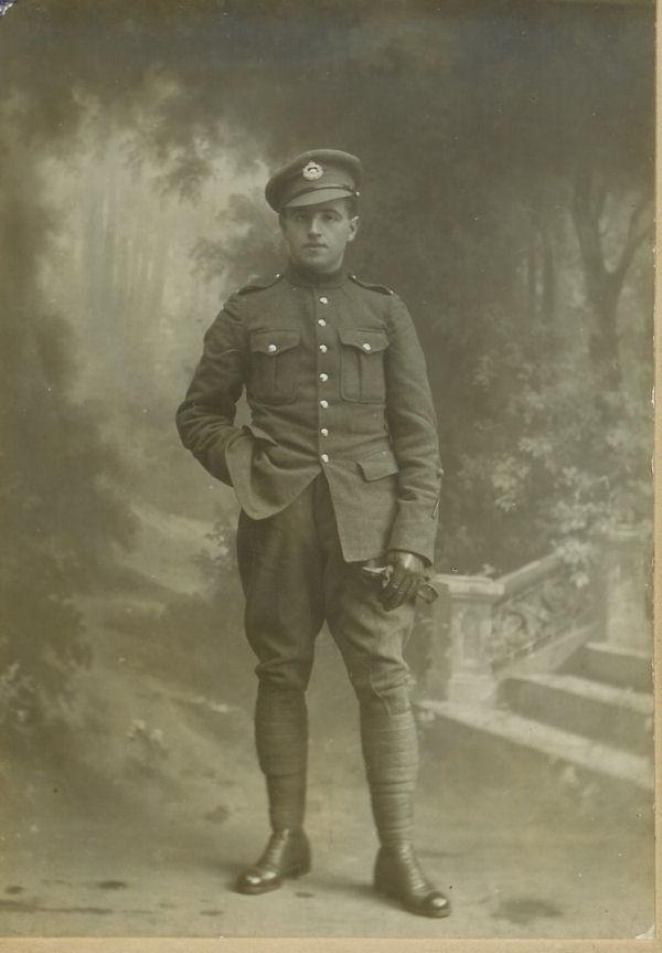 Photo of Neville Oldfield
