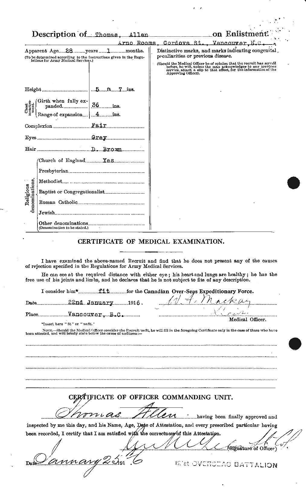 Attestation Paper 2nd Side