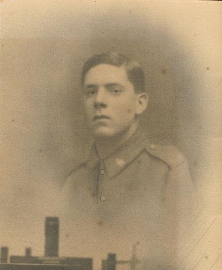 Photo of Percy William Vanner