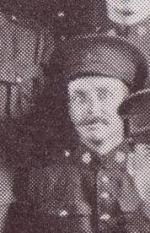 Photo of Frederick Barr– 700254, Frederick Barr, aka A Johnstone.