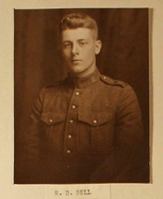 Photo of NORVAL DELBERT BELL– Submitted for the project, Operation Picture Me
