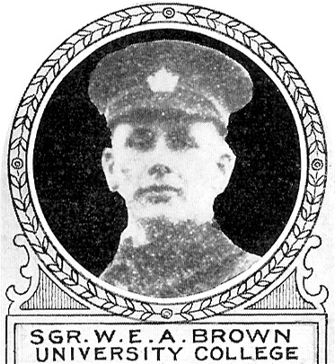 Photo of Walter Brown