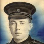 """Photo de Percy G. Mercer – """"Portrait de Percy vêtu de son uniforme"""""""