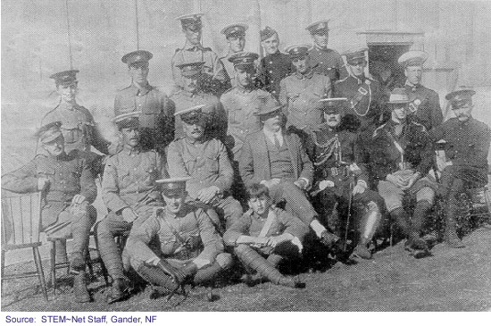 First Officers