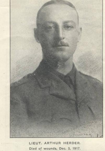 Photo of ARTHUR JOHN HERDER