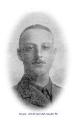 Picture of Arthur John Herder– Arthur in his uniform.