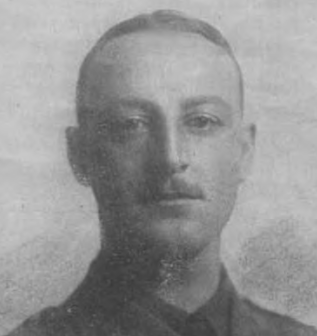 """Photo of ARTHUR JOHN HERDER– In memory of the men and women from Newfoundland who went away to war and did not come home. From the Newfoundland Legion magazine """"Lest We Forget"""". Submitted for the project, Operation Picture Me"""